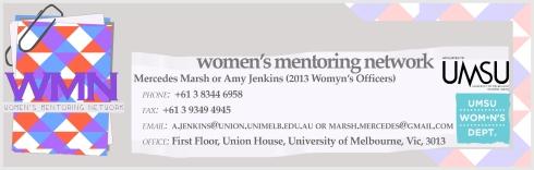 Women's Mentoring Network!
